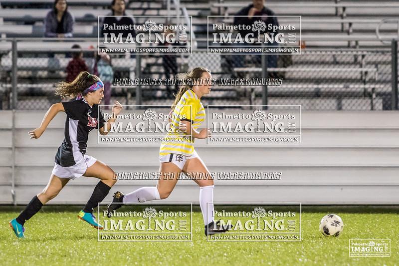 Gray Collegiate Academy Varsity ladies Soccer vs gilbert-158