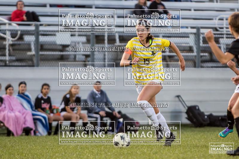 Gray Collegiate Academy Varsity ladies Soccer vs gilbert-83