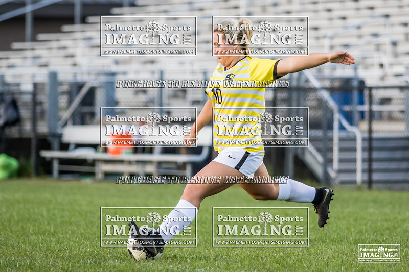 Gray Collegiate Academy Varsity ladies Soccer vs gilbert-86