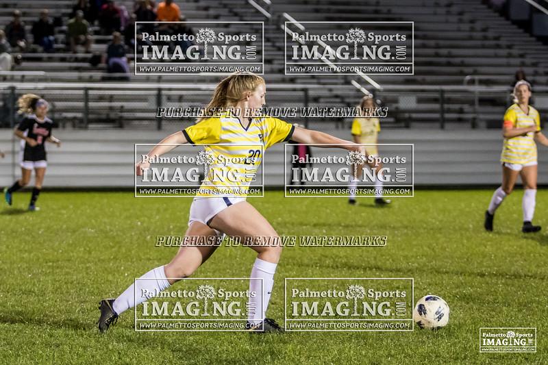 Gray Collegiate Academy Varsity ladies Soccer vs gilbert-160