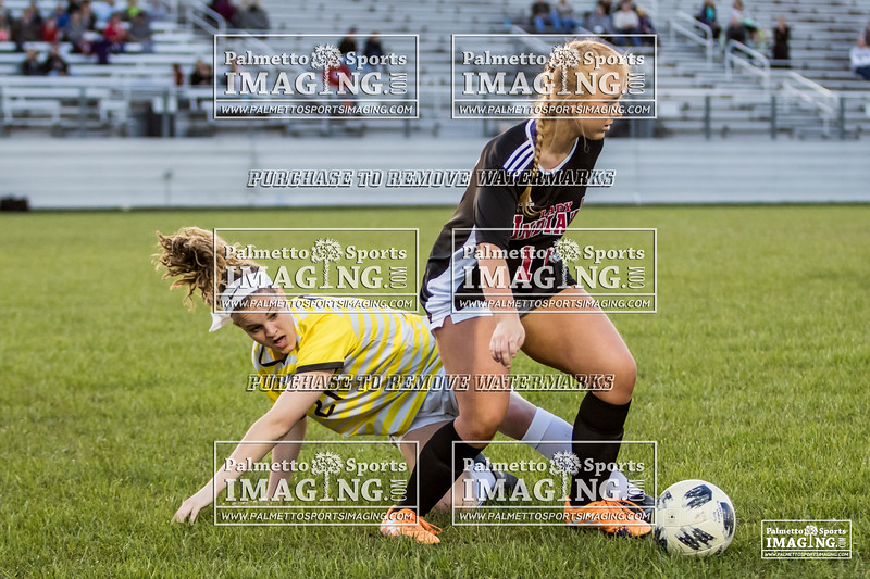 Gray Collegiate Academy Varsity ladies Soccer vs gilbert-98