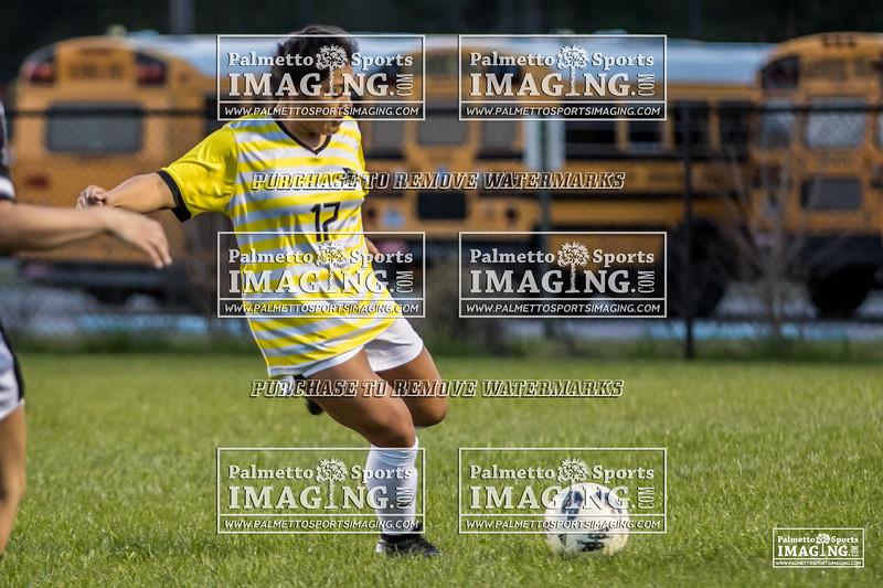 Gray Collegiate Academy Varsity ladies Soccer vs gilbert-133