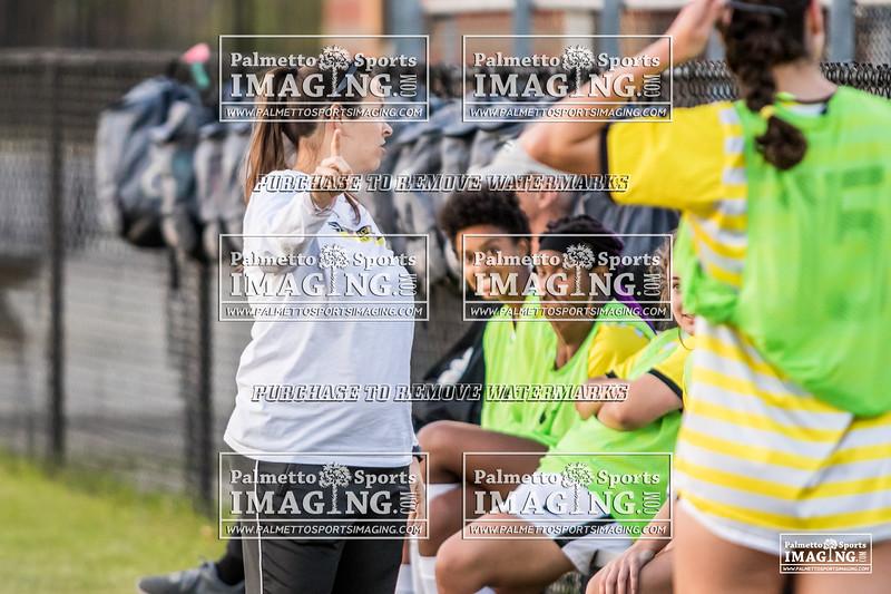 Gray Collegiate Academy Varsity ladies Soccer vs gilbert-105