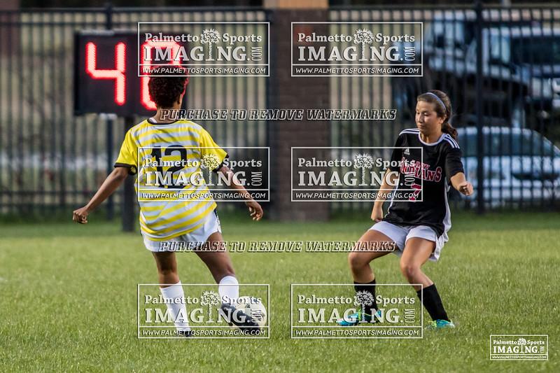 Gray Collegiate Academy Varsity ladies Soccer vs gilbert-128