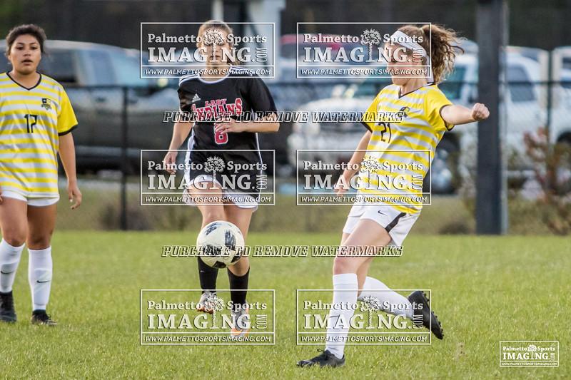 Gray Collegiate Academy Varsity ladies Soccer vs gilbert-100
