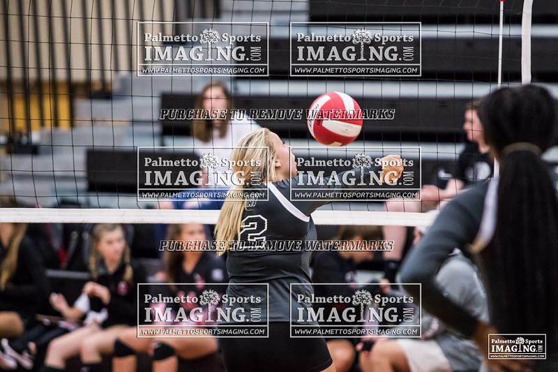 Gray Collegiate JV Volleyball vs Northside Christian-1