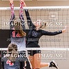 Gray Collegiate Varsity Volleyball vs Northside Christian-6