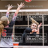 Gray Collegiate Varsity Volleyball vs Northside Christian-10