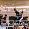 Gray Collegiate Varsity Volleyball vs Northside Christian-7