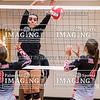 Gray Collegiate Varsity Volleyball vs Northside Christian-13