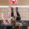 Gray Collegiate Varsity Volleyball vs Northside Christian-5