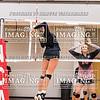 Gray Collegiate Varsity Volleyball vs Northside Christian-16