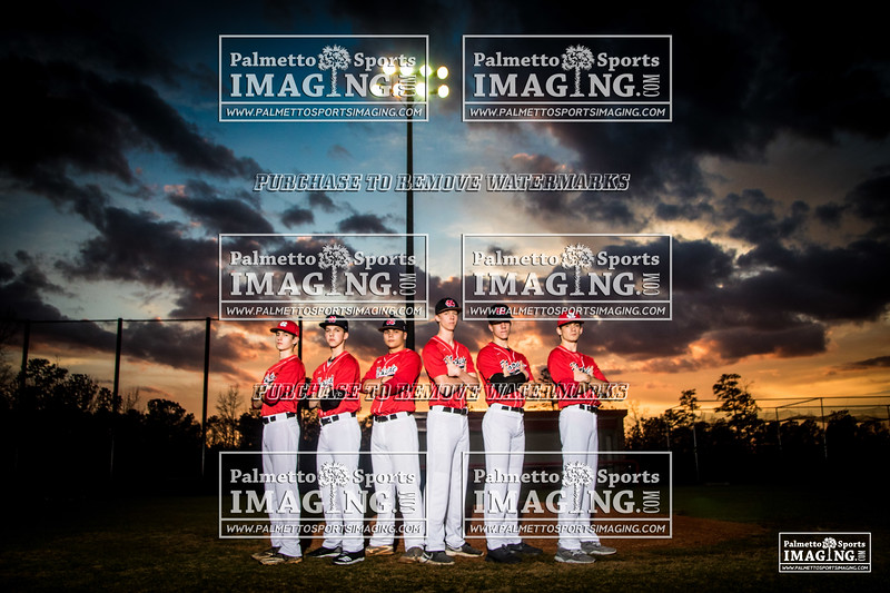 Spring-2019 Baseball Photoshoot