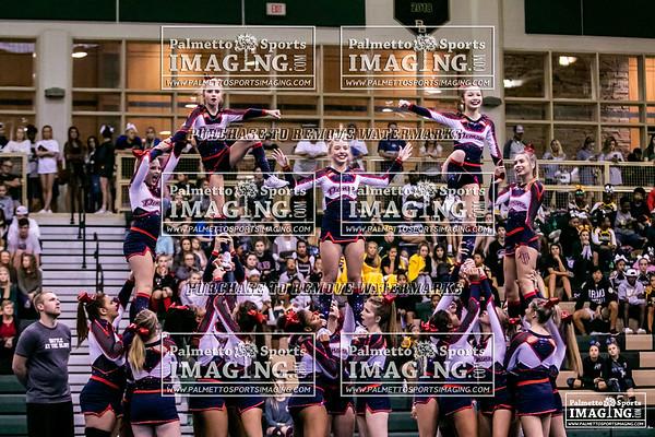 Lugoff Elgin Varsity Cheer BATB 2019