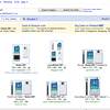 Google image search for Nokia N97 is a shocking contrast to Bing. Not a single one of these images is the smartphone.