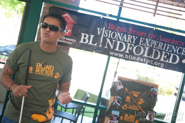 Blind Start of America - Blind Mud Run After Party