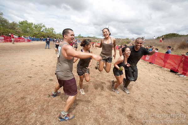 Camp Pendleton Mud Run