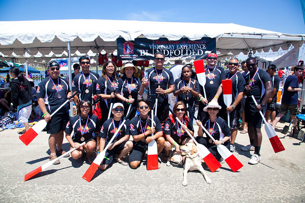 Long Beach Dragon Boat Racing