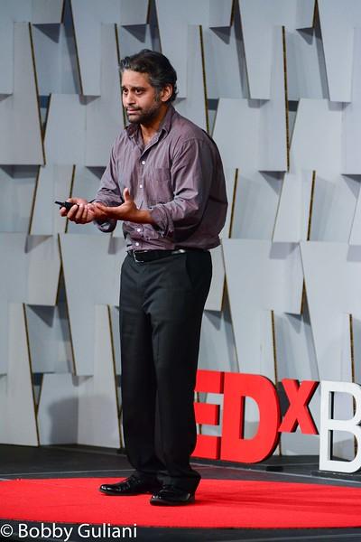 TEDx @ JFK Library