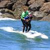 2016-05-22_Seal Beach_Jeremy Fraser_Dodger Kremel_0375.JPG<br /> <br /> Dodger does it on one foot!