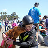 4425 Surf Dog Ricochet shows Matthew some love!