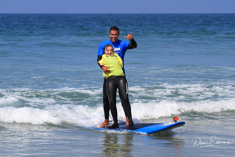 2019-08-13_204_Emily Rowley_Rocky McKinnon.JPG<br /> McKinnon Surf & SUP Lessons and Adaptive Surfing