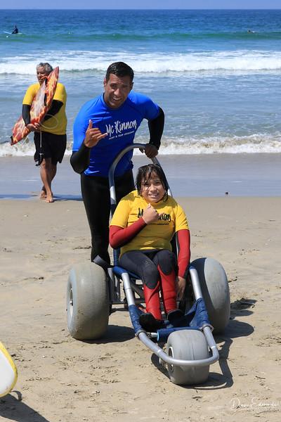 2019-08-13_231_Kumaka Jensen.JPG<br /> McKinnon Surf & SUP Lessons and Adaptive Surfing