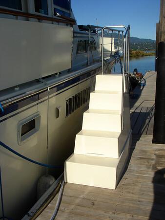 Creative Spirit - solar yacht