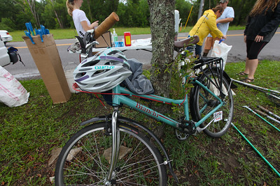 McCoy Creek Clean-up, St. Johns Riverkeeper