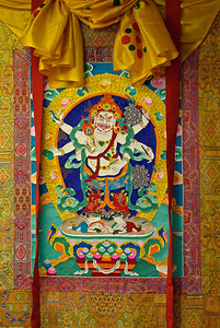 20091101-Gyuto-Heart Sutra-KhensurRinpoche-8073