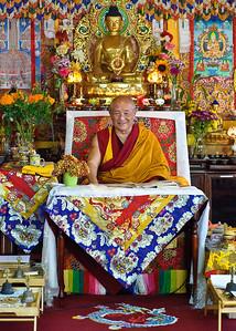 20091101-Gyuto-Heart Sutra-KhensurRinpoche-8090