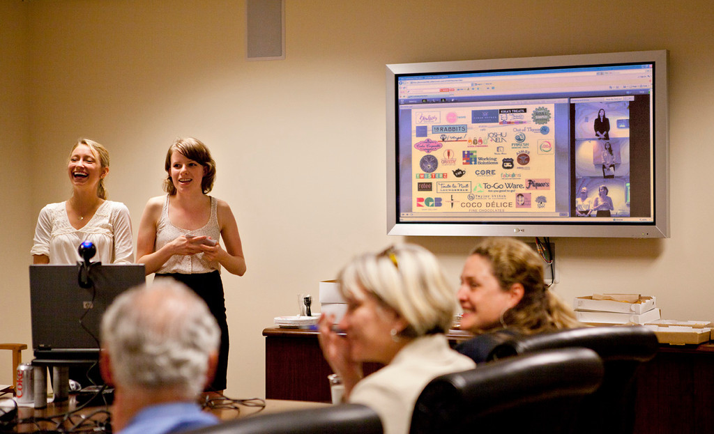 Burson Marsteller Presentaion for Working Solutions