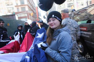 Veteran's Day Parade 2017 by Brandi Hill