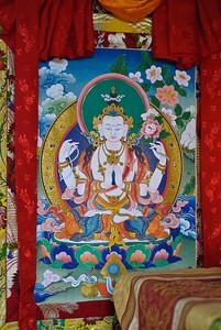 20091101-Gyuto-Heart Sutra-KhensurRinpoche-8075