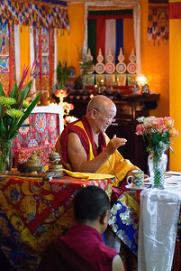 20091031-Gyuto-Heart Sutra-KhensurRinpoche-7901
