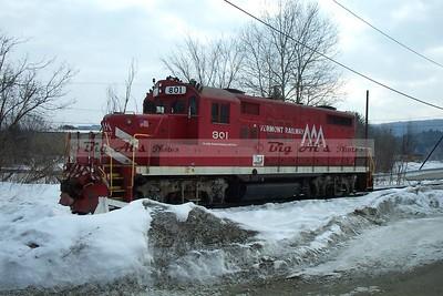 Vermont Rail Systems