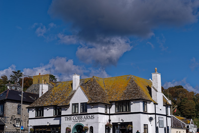 """""""The Cobb Arms"""" 1st October 2018."""