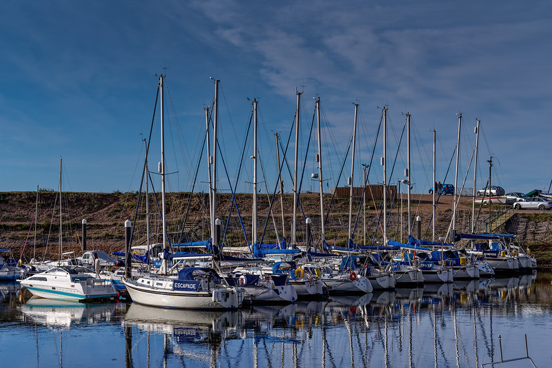 Axmouth Harbour, 7th October 2018.