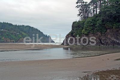 Neskowin Beach