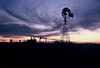 Decatur County Kansas Sunset 1975