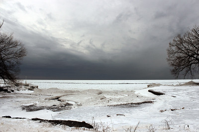 Lake-effect Snow Squall