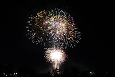 2014 Champaign Fireworks #6