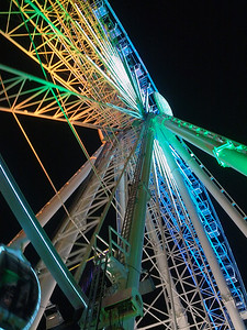 Atlanta Ferris Wheel