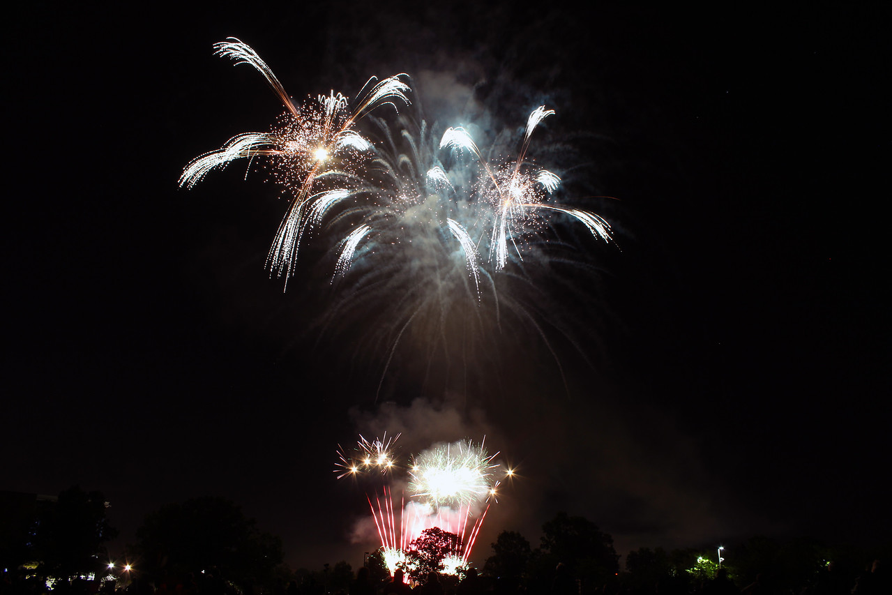 2014 Champaign Fireworks #5