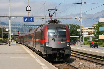 Europe - Austrian Railways