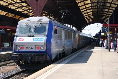 Europe - French Railways