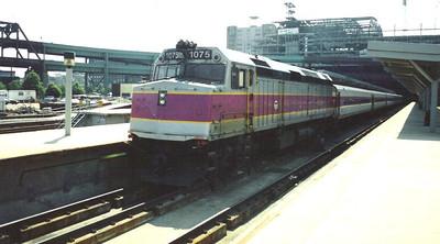 MBTA1075_BostonNorth_July94