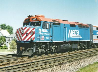 METX - Chicago Metra