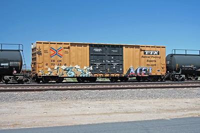 TBOX - Railbox (Trailer Train Corp)