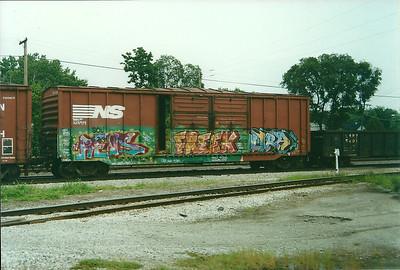 SOU - Southern Railroad (Norfolk Southern)